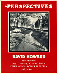 Perspectives David Howard Ansel Adams Jerry Uelsmann Ralph Gibson 52 Pictures