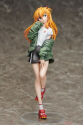 Shikinami Asuka Langley Ver.radio Eva 1/7 Scale Pvc And Abs Painted Finished Figur