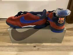 Nike Barcelona Sb Air Zoom Fc Shoes Sold Out - Vintage - Rare - 2004