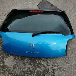 Citroen Ds3 1.6 16v Tailgate - Blue Kgw Tailgate - Blue 2012 - Collection Only