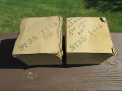 1956 Scott-atwater Outboard 5hp Motor Nos Piston Set Of 2 3735 1875