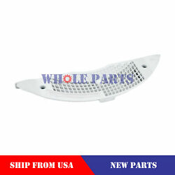 New W11117302 Dryer Lint Screen Grille Cover For Whirlpool Kenmore Maytag