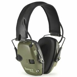 Howard Leight Impact Sport Sound Amplification Electronic Earmuff - R-01526