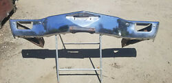 1971 Chevrolet Monte Carlo Front Bumper W/ Brackets. Oem. Used Ad 8926