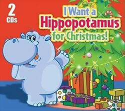 I Want A Hippopotamus For Christmas Various Artists Import