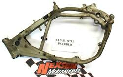2003 Ktm 525 Sx Main Frame Chassis