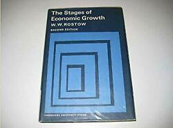 Stages Of Economic Growth A Non-communist Manifesto Hardcover W. W. Rostow