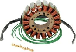 Ricks Motorsport Electrics Replacement Stator Direct Plug-in 21-w102 Made In Usa