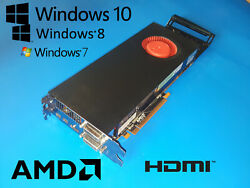 Dell Xps 710 720 730 730x 8100 8300 8500 8700 9000 256-bit Video Graphics Card