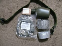 Canteen Combo Canteen Canteen Carrier Cup Stove And Fuel Acu And Belt New