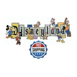 Disneyland Park 65th Anniversary Marquee Boxed Jumbo Pin Confirmed Order