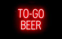 Spellbrite Ultra-bright To-go Beer Neon-led Sign