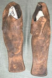 Very Old Antique Shoes