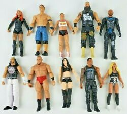 WWE Basic Series Wrestling Action Figure Mattel You pick the figure Updated 9 14