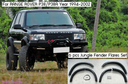 Jungle Off-road 4x4 Fender Flares Arch For Range Rover P38 P38a Luxury Suv