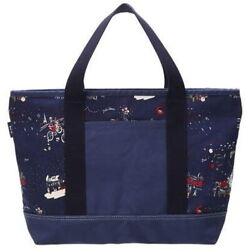 Starbucks X Porter Classic Tote Bag Holiday 2015 Navy From Japan