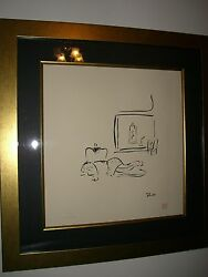 John Lennon Massage Day Dream Print Signed And Numbered By Yoko Ono
