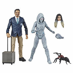 Marvel Legends Series X-con Luis And Marvel�s Ghost