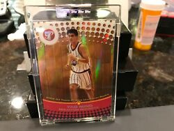 Topps Pristine Uncommon Rookie Refractor Rockets Yao Ming 156/499 2002