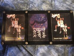 1992-1993 Upper Deck Nba Draft 1 Trade 1b Mail In 1a Shaquille Oandrsquoneal Rc
