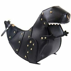 LUI SUI Women Dinosaur Crossbody Bags Whale Purse Animal Chic Clutch Handbags $33.92