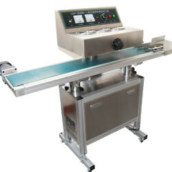 Vertical Electromagnetic Induction Sealer Lgyf-2000bx-1 Continuous In Factory