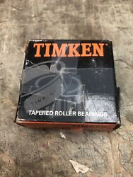 Timken Lm48548 Cup And Cone Tapered Roller Bearing Set Wheel Bearing New Old Stock
