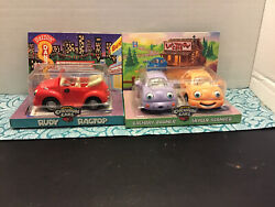 The Chevron Cars Rudy Ragtop And Zachary Zoomer Skyler Scamper New