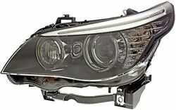 Hella Headlight Among Other Things For Bmw 5er Touring E60 E61 From 4/2007 Lci