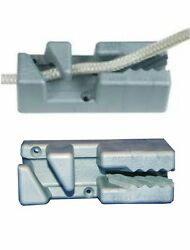 Boat Cleat - Anchoring Docking - Digger Anchor Adjustable Rope Tie Off Cleat