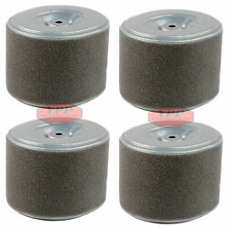 New 4 Pack Air Filter Cleaner Element 8hp And 9hp Fits Honda Engine Gx240 And Gx270