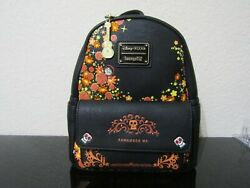 Disney Pixar Coco Remember Me Faux Leather Mini Backpack New With Tags