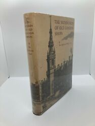 1947 The Signboards Of Old London Shops By Ambrose Heal Limited To 1000 Copies