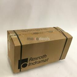 Indramat Mac112b-0-gd-3-c/130-a-0 Permanent Magnet Motor New Nfp Sealed