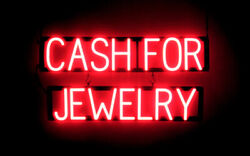 Spellbrite Ultra-bright Cash For Jewelry Neon-led Signneon Lookled Performance