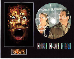 Thirteen Ghosts Film Cells 10x8 Mounted With Cd And 3 Cells