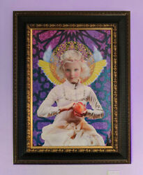 Angel Annaliese Framed And Signed By Artist, S. Randy Larson ● Canvas Print