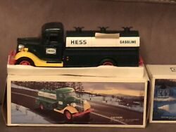 Hess Truck Collection 1985-2019 [all Trucks Remained In The Box] Excellent Cond