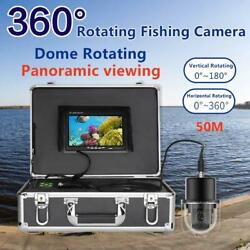 7 Inch Underwater Exploration Video Camera Fish Finder Ocean Ice Lake Fishing