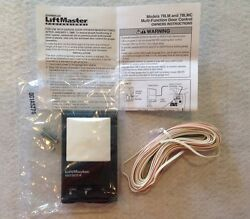 Authentic Liftmaster 78 Lm Multi-function Control Wall Light And Lock Instructions
