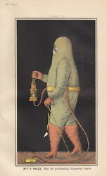 On Penetrating Dangerous Gases. With Colour Plates. This Is An Original Article