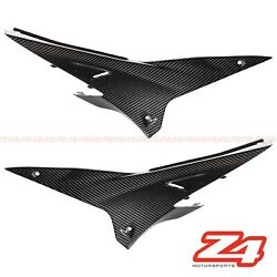 2011-2020 Tuono V4 Gas Tank Side Seat Frame Cover Fairing Cowling Carbon Fiber