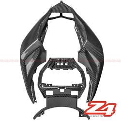 Streetfighter S 848 Carbon Fiber Rear Upper Tail Driver Seat Cover Cowl Fairing