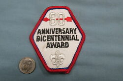 Oa 1975 Official 60th Anniversary Sash Award National Order Of Arrow Boy Scout