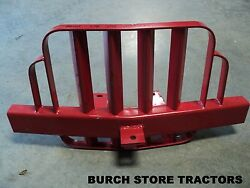 New Front Bumper For Massey Ferguson 235 Or 245 Orchard Tractor  Usa Made