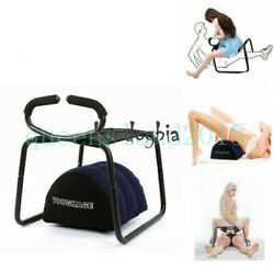 Sexy Loving Bounce Stool Chairandhandrail Elastic Toy Inflatable Pillow Funny Set