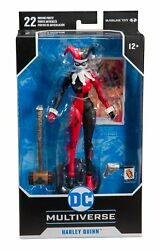McFarlane Toys DC Multiverse Harley Quinn Classic 7 inch Action Figure $19.98