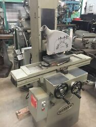 6 X 12 Mitsui Surface Grinder Msg-200mh Made In Japan