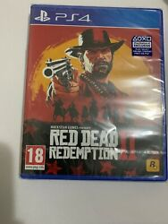 Red Dead Redemption 2 Playstation Ps4