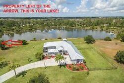Lehigh Acres Florida land on the Lake. RARE .50 acre waterview land in Naples!